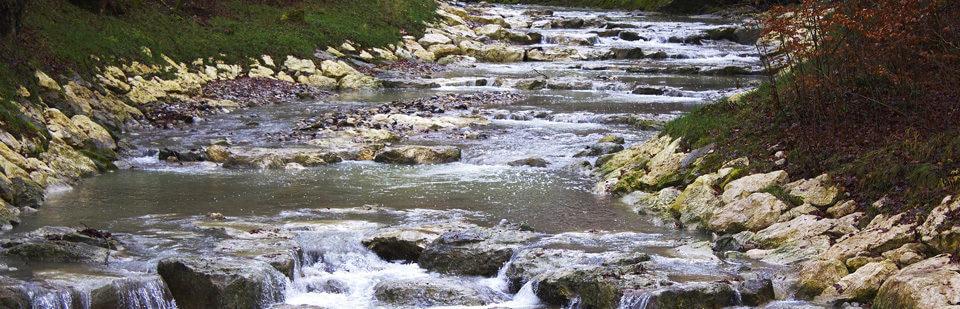 Renaturierung von Fließgewässer