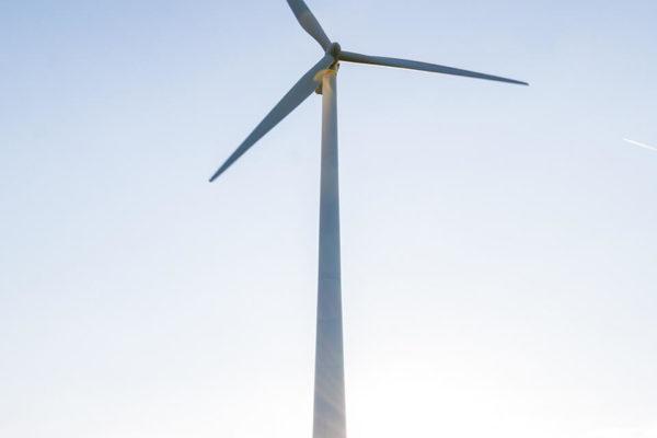 Windkraftanlage Heinrich Tiefbau
